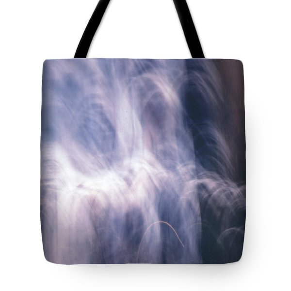 The Waterfall Of Emotion Tote Bag