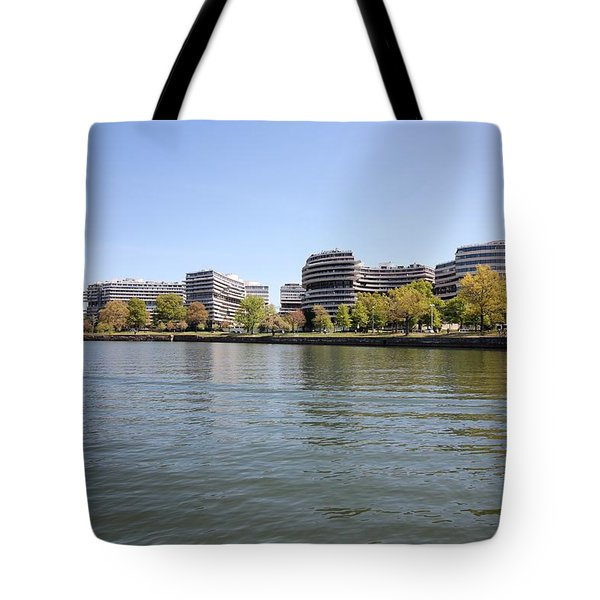 The Watergate Complex Tote Bag