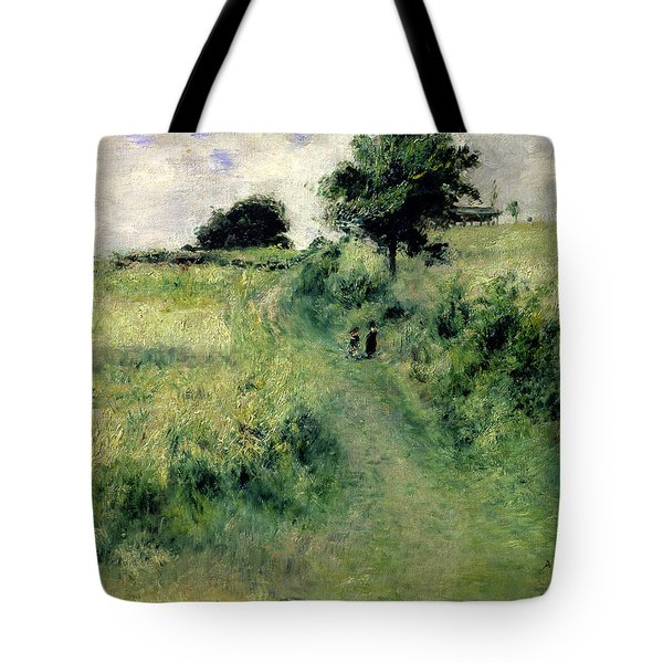 The Watering Place Tote Bag by Renoir