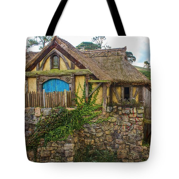 The Watermill, Bag End, The Shire Tote Bag