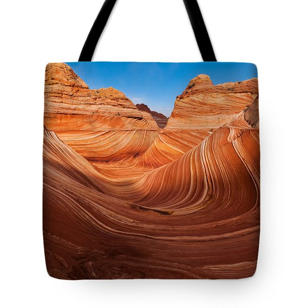 The Wave Tote Bag
