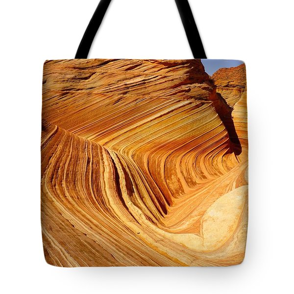 The Side Wave Tote Bag