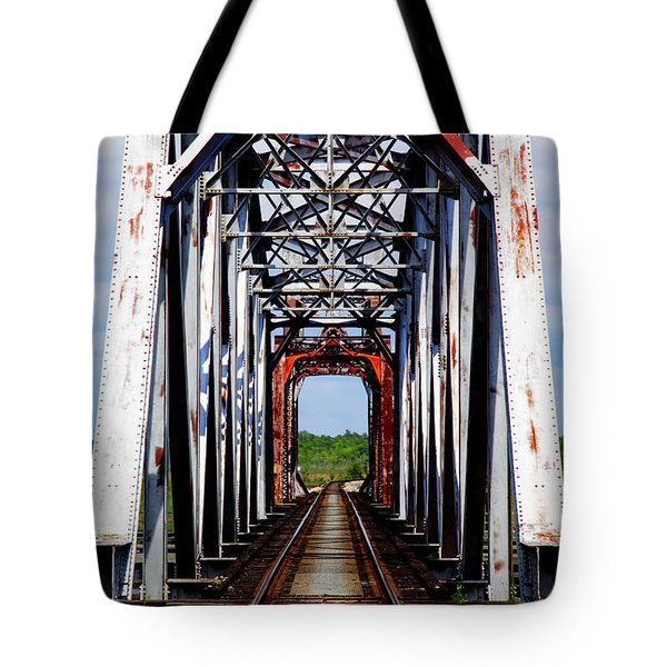 The Way Is Clear Tote Bag