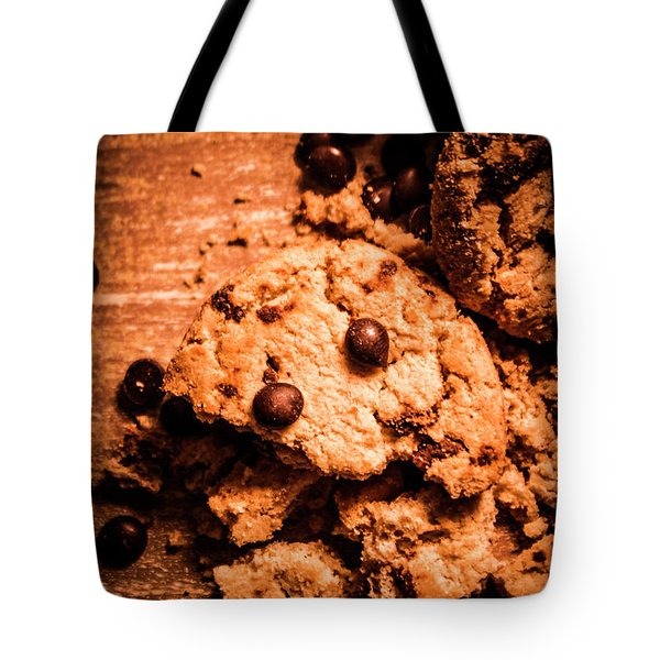 The Way The Cookie Crumbles Tote Bag