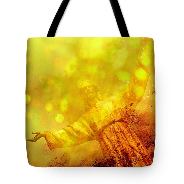 Tote Bag featuring the photograph The Way, The Truth, The Life by Joel Witmeyer