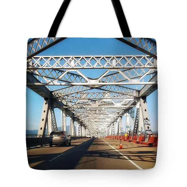 The Way To New Orleans Tote Bag