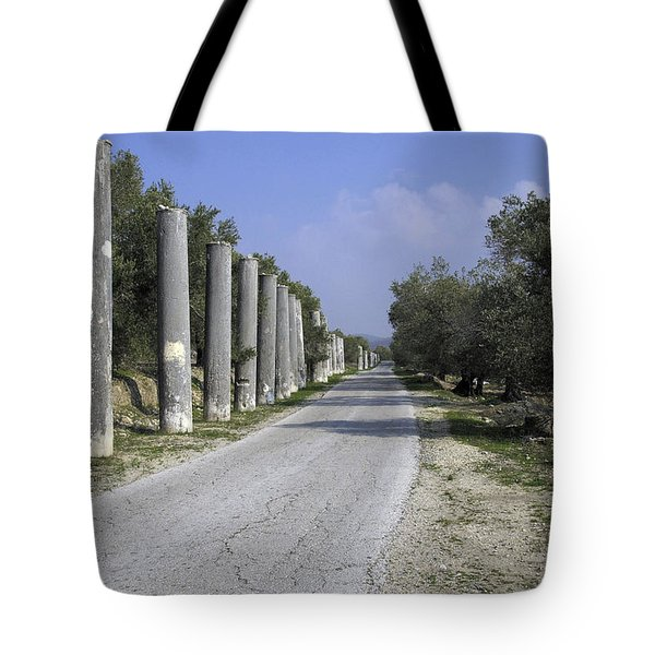 The Way To Sebastia Tote Bag