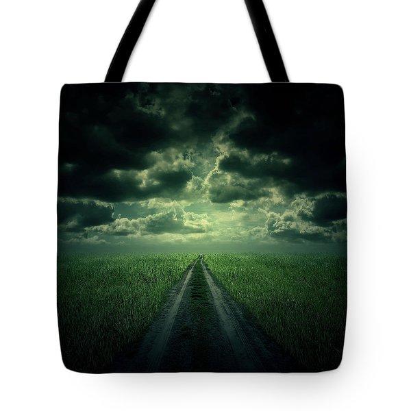 The Way Tote Bag