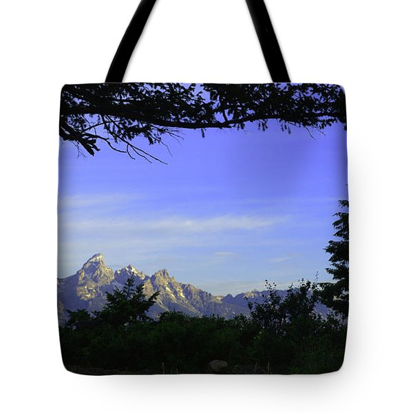 The Wedding Trees Tote Bag
