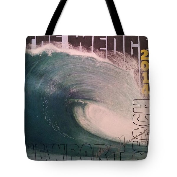 The Wedge 2014 Tote Bag