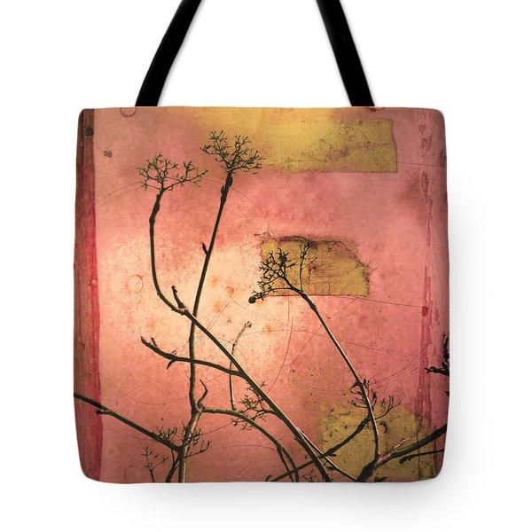 The Weeds Tote Bag by Tara Turner
