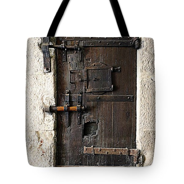 The Wells Tote Bag