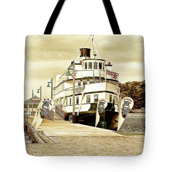 The Wenonah II Tote Bag