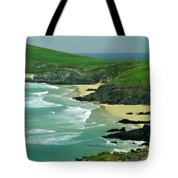 The West Coast Of Ireland Tote Bag by Patricia Griffin Brett