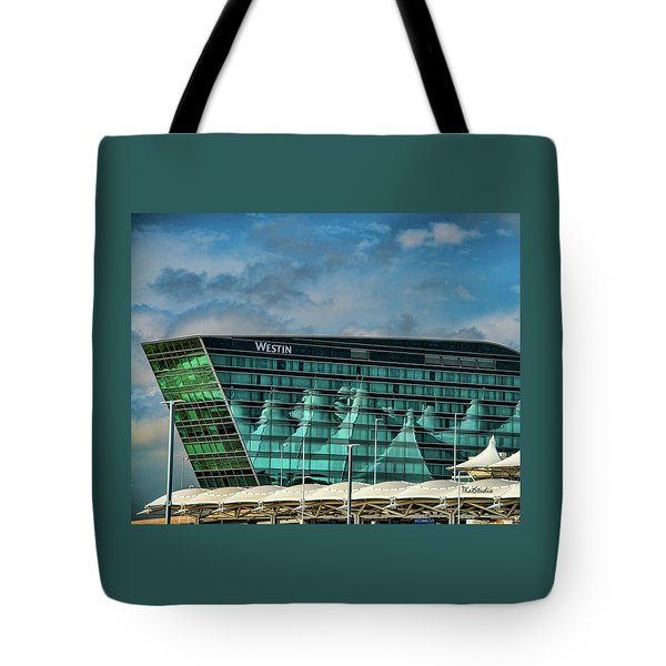 The Westin At Denver Internation Airport Tote Bag