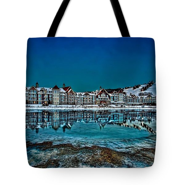The Westin On Ice Tote Bag