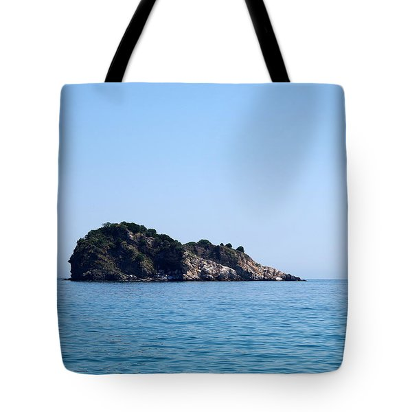 The Whale Of Rock Tote Bag