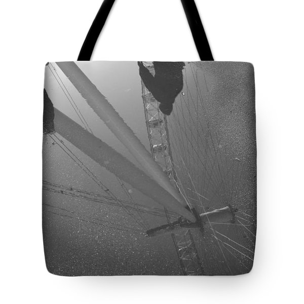 The Wheel Of Life Tote Bag