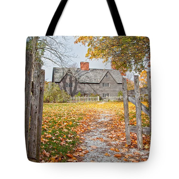 The Whipple House Tote Bag