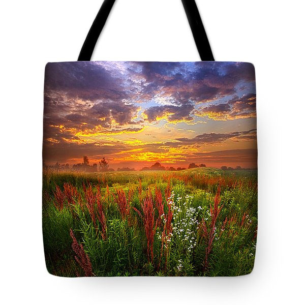 The Whispered Voice Within Tote Bag
