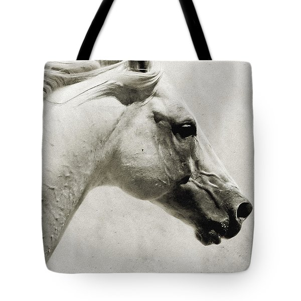 The White Horse IIi - Art Print Tote Bag