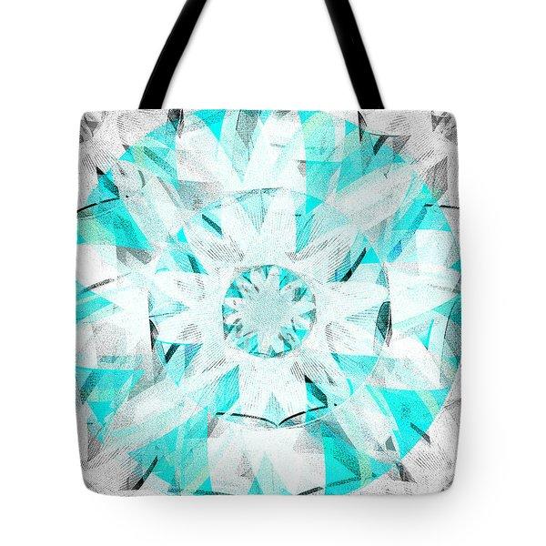 The White Lotus Tote Bag