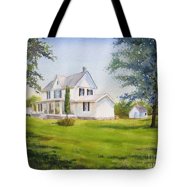 The Whitehouse Tote Bag