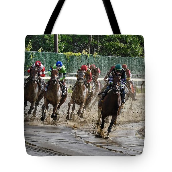 Diversify Winning The Whitney 2018 Tote Bag