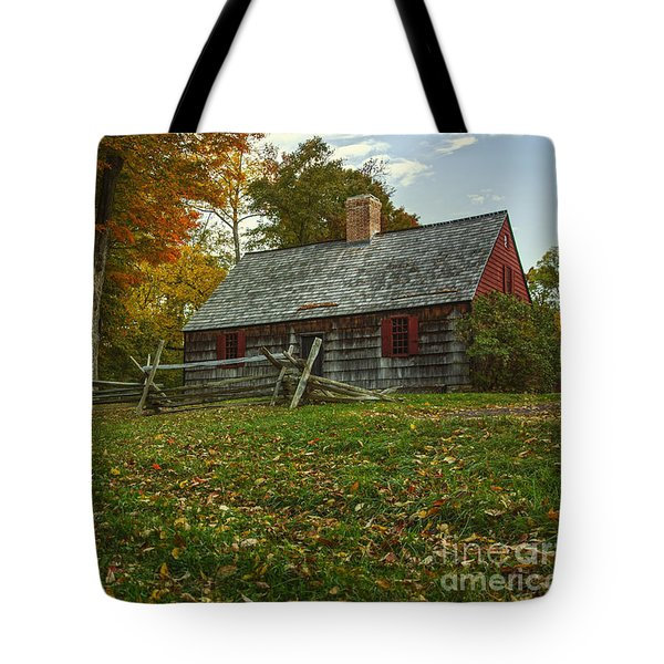 The Wick House Tote Bag