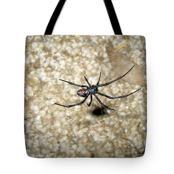 The Widow Tote Bag