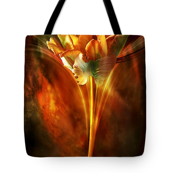 The Wild And Beautiful Tote Bag
