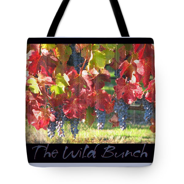 Tote Bag featuring the photograph The Wild Bunch by Brooks Garten Hauschild
