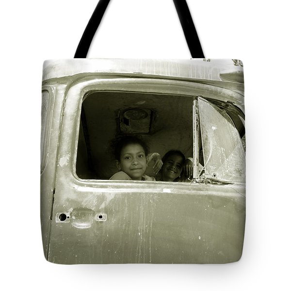 The Wild Ride Tote Bag