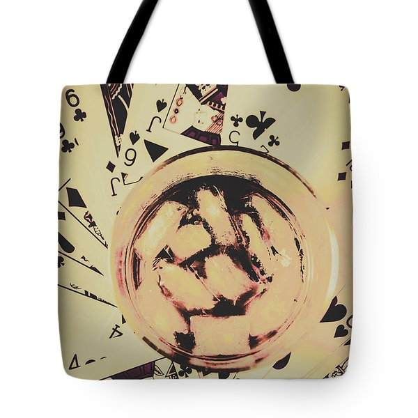 The Wild West Casino  Tote Bag
