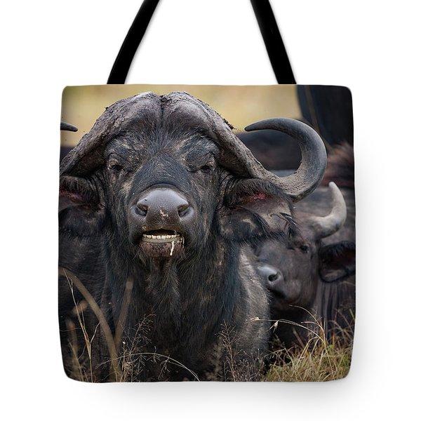 The Wilderbeast Tote Bag