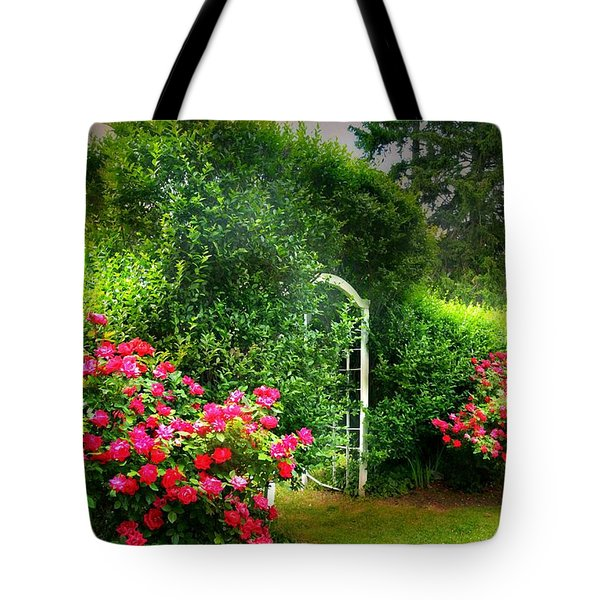 The Will To Be Tote Bag
