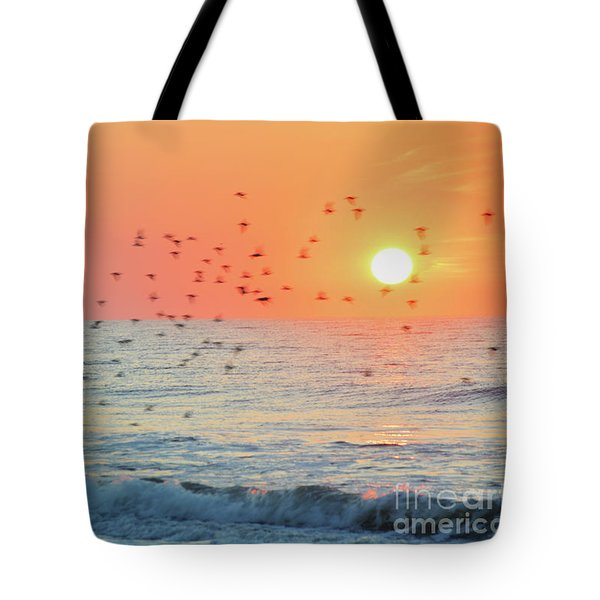 The Wind Calls My Name Tote Bag