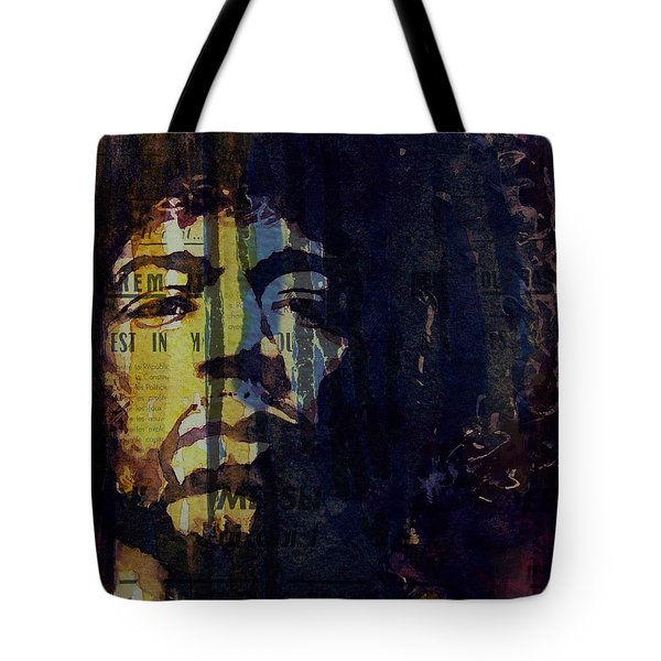 The Wind Cries Mary Reprise  Tote Bag