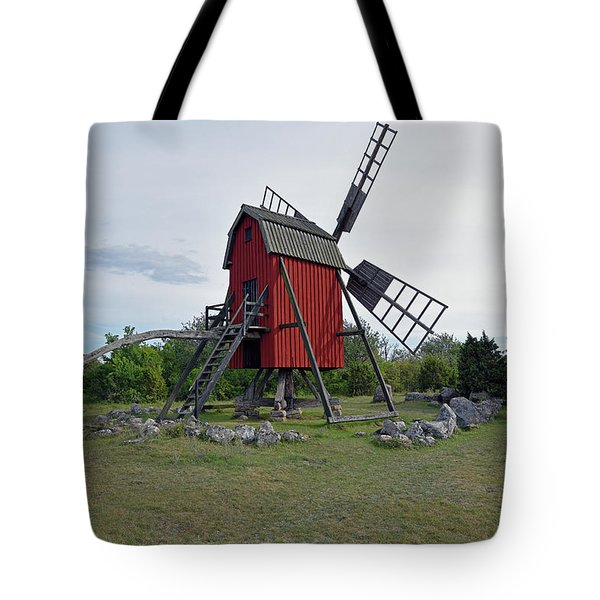 The Windmill Tote Bag