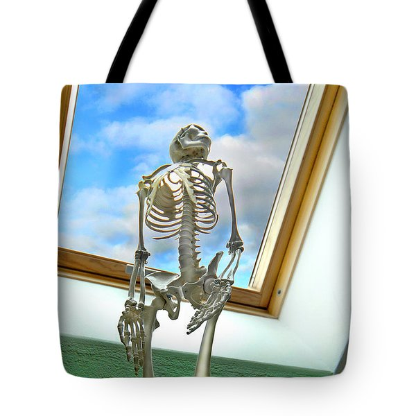 The Window Tote Bag by Robert Lacy