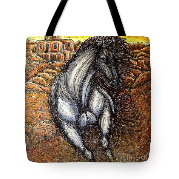 The Winds Have Changed Tote Bag