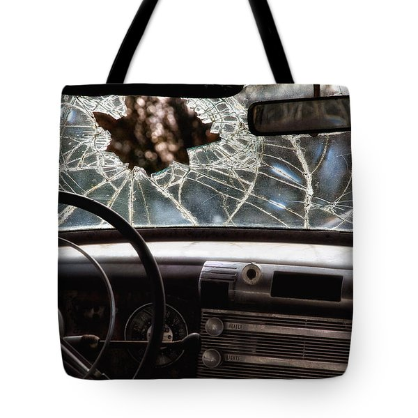 The Windshield  Tote Bag