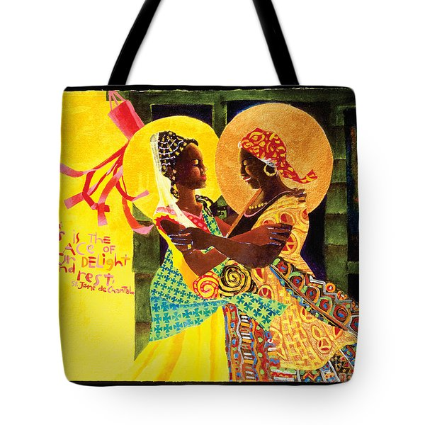 The Windsock Visitation - Mmwiv Tote Bag
