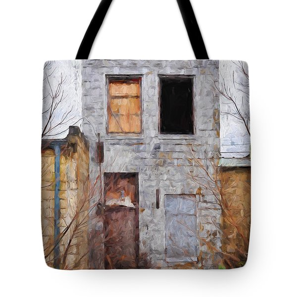 The Wink Tote Bag