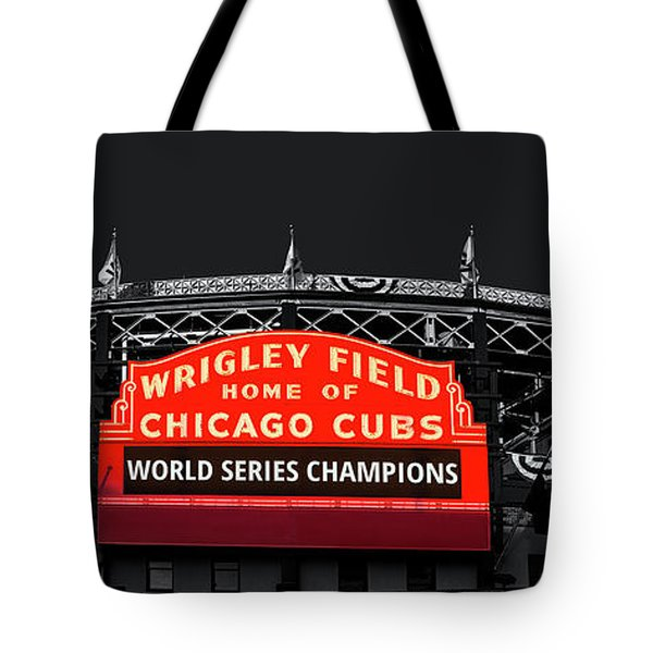 The Winning Confines Tote Bag by Andrew Soundarajan