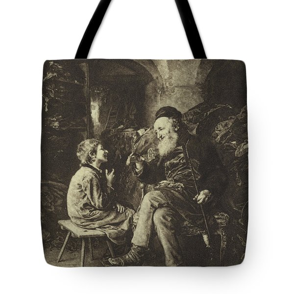 The Wisdom Of Solomon Tote Bag