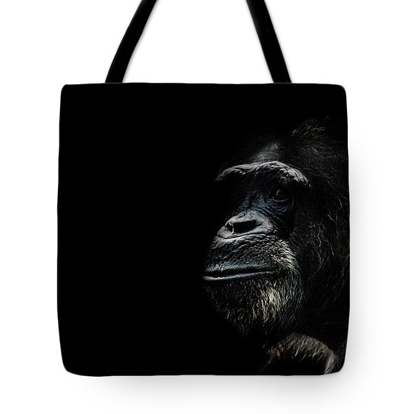 The Wise Tote Bag by Martin Newman