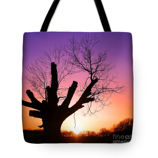 The Wise One Tote Bag