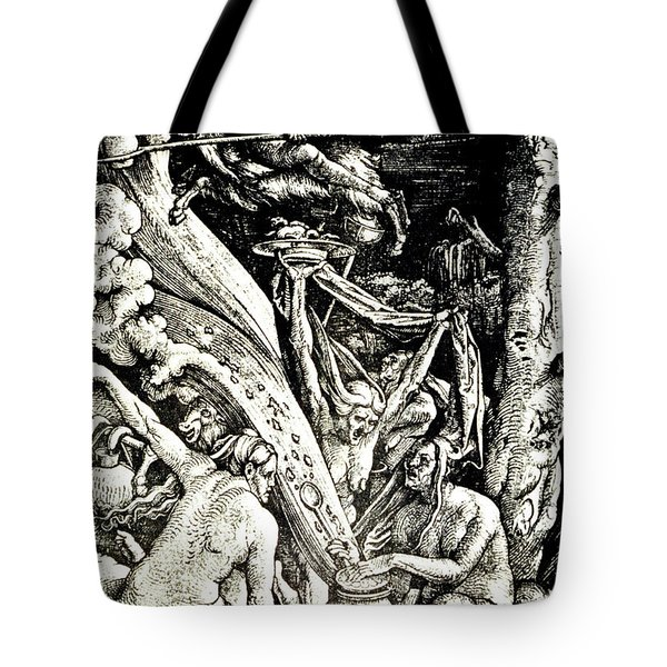 The Witches At The Sabbath Tote Bag
