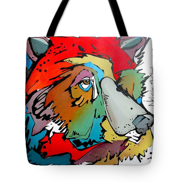 The Witness Tote Bag
